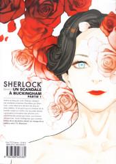 Verso de Sherlock (Moffat & Jay.) -4- Un scandale à Buckingham - Partie 1