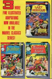 Verso de Marvel Classics Comics (Marvel - 1976) -14- War of the Worlds