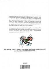 Verso de Gaston (Hors-série) -Livre- Gaston, un philosophe au travail