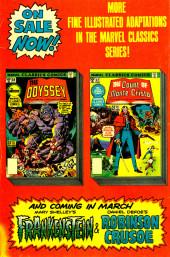 Verso de Marvel Classics Comics (Marvel - 1976) -18- The Odyssey