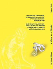 Verso de Un espoir en jaune -3- Le revers de la médaille