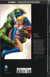 Verso de DC Comics - Le Meilleur des Super-Héros -108- Power Girl - Un Nouveau Départ