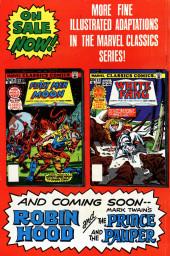 Verso de Marvel Classics Comics (Marvel - 1976) -31- The First Men In The Moon