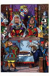 Verso de Marvel Classics Comics (Marvel - 1976) -35- Alice in Wonderland