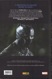 Verso de Marvel Cinematic Universe  -9- Black Panther - Prélude