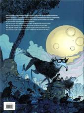 Verso de Yana et le tombeau de pierre de Lune