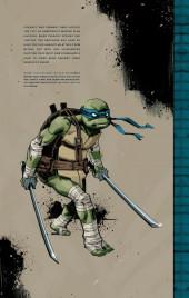 Verso de Teenage Mutant Ninja Turtles (IDW collection) -3- TMNT IDW Collection #3