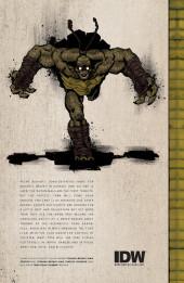 Verso de Teenage Mutant Ninja Turtles (IDW collection) -9- TMNT IDW Collection #9
