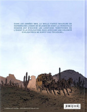 Verso de Stagecoach - Le relais des miraculés