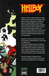 Verso de Hellboy : Rencontres - Rencontres