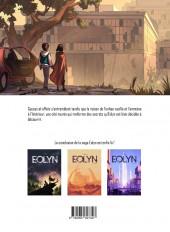 Verso de Eolyn -3- Tome 3
