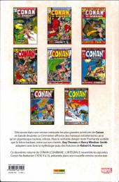 Verso de Conan le barbare : l'intégrale -2- 1971-1972