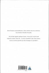 Verso de Strangers in paradise -INT4- Intégrale 4