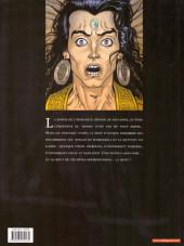 Verso de Chroniques de la Lune Noire -20- Une porte sur l'Enfer