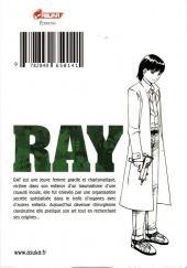 Verso de Ray -3- Tome 3
