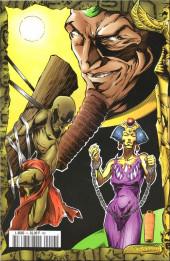 Verso de Marvel Top -4- L'ascension d'apocalypse