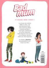 Verso de Power Book for Wonder Girls - Bad mum