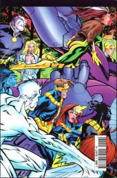 Verso de Marvel Top -6- X-Men - Fils du destin