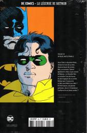 Verso de DC Comics - La légende de Batman -5817- Un deuil dans la famille