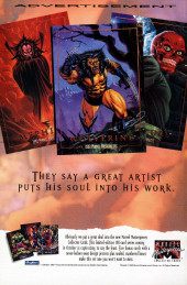 Verso de Cage Vol. 1 (Marvel - 1992) -8- The Evil And The Cure Part 4 of 4