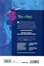Verso de Rick and Morty -6- Tome 6