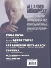 Verso de Alejandro Jodorowsky 90e anniversaire -11- Volume 11