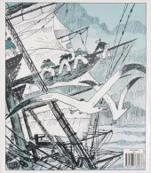 Verso de L'Île au trésor (Pratt) -1a- L'Île au trésor