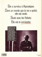 Verso de La survivante - Tome 1a1988