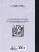 Verso de Les grands Classiques de la Bande Dessinée érotique - La Collection -9292- Bizarreries - Tome 1