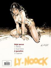 Verso de Ly-Noock -2- Guerrières