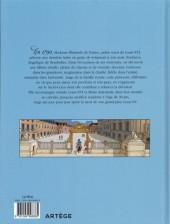 Verso de Madame Elisabeth de France