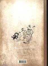 Verso de Chat Moïse -INT- Diable de chat - L'intégrale
