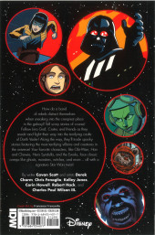 Verso de Star Wars Adventures - Tales From Vader's Castle - Tome INT