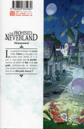 Verso de Promised Neverland (The) -11- Dénouement