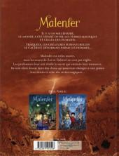 Verso de Malenfer -3- Les héritiers