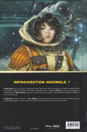Verso de Star Wars - Docteur Aphra -4- Un plan catastrophique