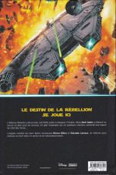 Verso de Star Wars (Panini Comics - 100% Star Wars) -9- La Mort de l'espoir