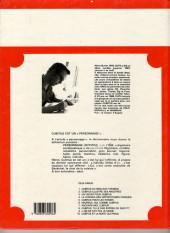 Verso de Cubitus -6a84/03- Heureux qui, comme Cubitus
