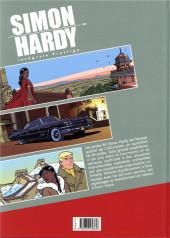 Verso de Simon Hardy (Une aventure de) -INT- Intégrale prestige