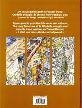 Verso de Mœbius œuvres - La citadelle aveugle - The long tomorrow