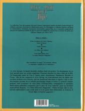 Verso de Tout Jijé -4- 1955-1956