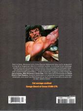 Verso de Savage Sword of Conan (The) - La Collection (Hachette) -54- Le dieu des glaces