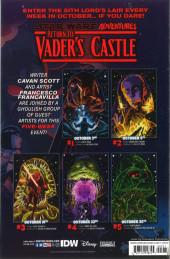 Verso de Star Wars Adventures - Return to Vader's Castle -3- BOP SH-BOP Little Sarlacc Horror