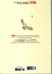 Verso de Les grands Classiques de la BD Historique Vécu - La Collection -5- Les Sept Vies de l'épervier - Tome IV: Hyronimus :