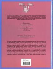 Verso de Tout Jijé -9- 1961-1963