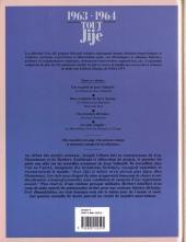 Verso de Tout Jijé -10- 1963-1964