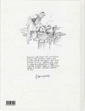 Verso de Blake en Mortimer (Diverse) -18BR- Achter de schermen van Blake & Mortimer