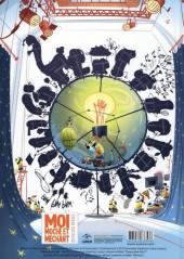 Verso de Les minions -4- Paella dé mundo