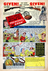 Verso de Patsy Walker (Timely/Atlas - 1945) -26- (sans titre)