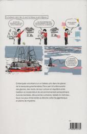 Verso de 30 jours au Groenland